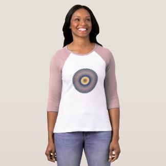 Womens Mandala Top Tee Shirt