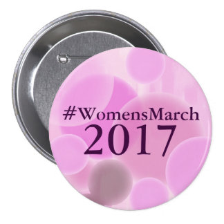 Women's March 2017 button