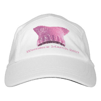 Women's March 2017 Pink Pussy Cat Hat #1
