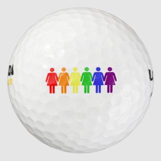 women's march 2017 Thunder_Cove Golf Balls