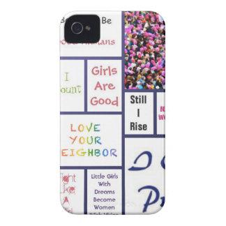 Women's March Case-Mate iPhone 4 Case