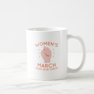 Women's March Coffee Mug
