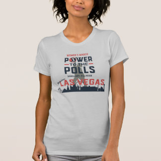 Women's March Las Vegas - American Apparel Tee