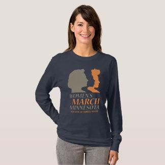 Women's March Minnesota, Duluth Edition LongSleeve T-Shirt