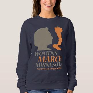Women's March Minnesota, Duluth Edition Sweatshirt