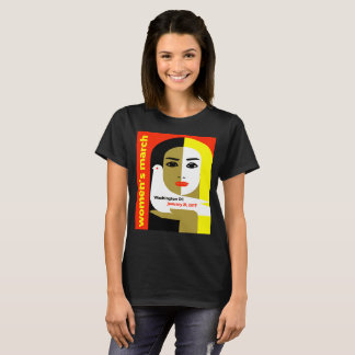 Women's March On Washington 2017 T-Shirt