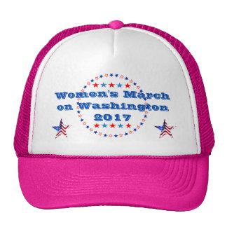 march trucker hats zazzle
