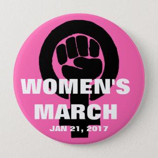 WOMEN'S MARCH ON WASHINGTON, JAN 21, 2017 BUTTON