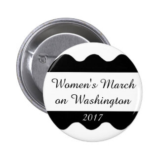 Women's March on Washington Pinback Button