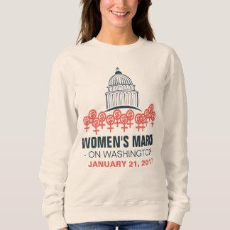 Women's March On Washington Solidarity Sweatshirt