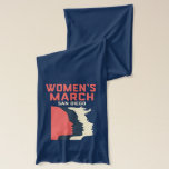 "Women&#39;s March San Diego Official Scarf<br><div class=""desc"">Women&#39;s March San Diego,  Inc.</div>"