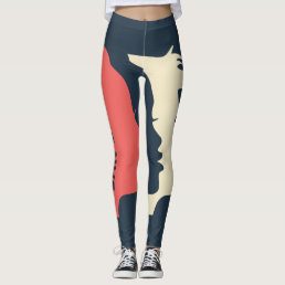 Women's March San Diego Official Yoga Pants