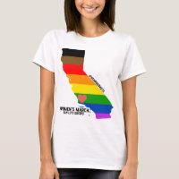 Women's March SLO - LGBTQ T-Shirt