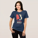"""Women&#39;s March SLO - National Logo T-Shirt<br><div class=""""desc"""">100% of the proceeds go towards fees for organizing Women&#39;s March SLO on January 21st.</div>"""