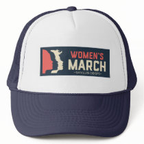 Women's March SLO - Trucker Cap