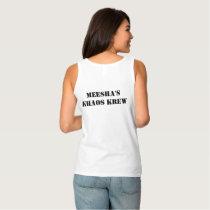 Women's Meesha's Khaos Krew Tank Top