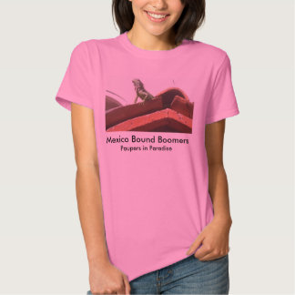 Women's Mexico Bound Boomers Shirt