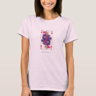 WOMEN'S Milton H. Erickson King of Hearts T-Shirt