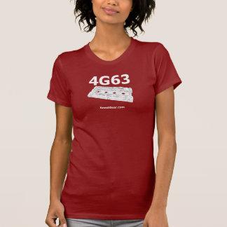 Womens Mitsubishi 4G63 Shirt