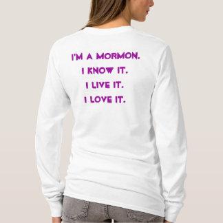 Women's Mormon hoodie
