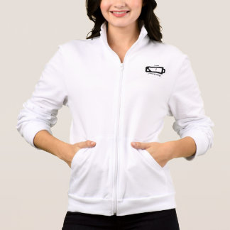 women's motivational jacket