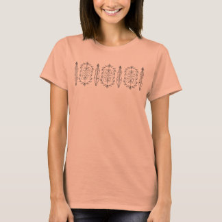 Women's Mountain Dulcimer T-Shirt