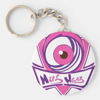 Womens MulWear Keychain