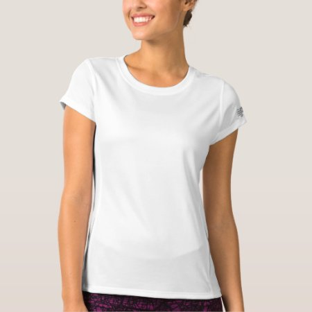 Women's New Balance T-shirt