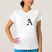 Women's New Balance T-Shirt--INITIAL T-Shirt