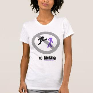 """Women's """"No Kicking"""" T-Shirt"""