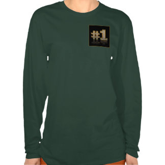 WOMENS - Number 1 Tee Shirt