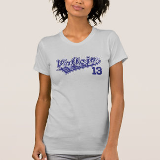 Women's Official Ltd. Vallejo Town-Tee Shirts
