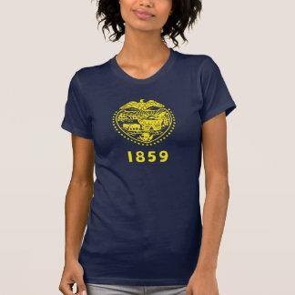 Women's Oregon State Seal T-shirt
