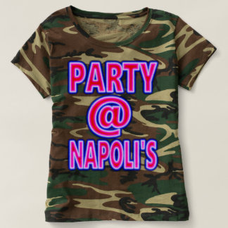 Women's Party At Napoli's Shirt