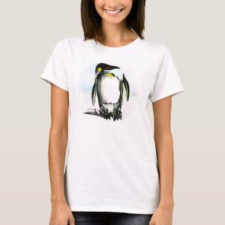 Women's Penguin Drawing T-shirt