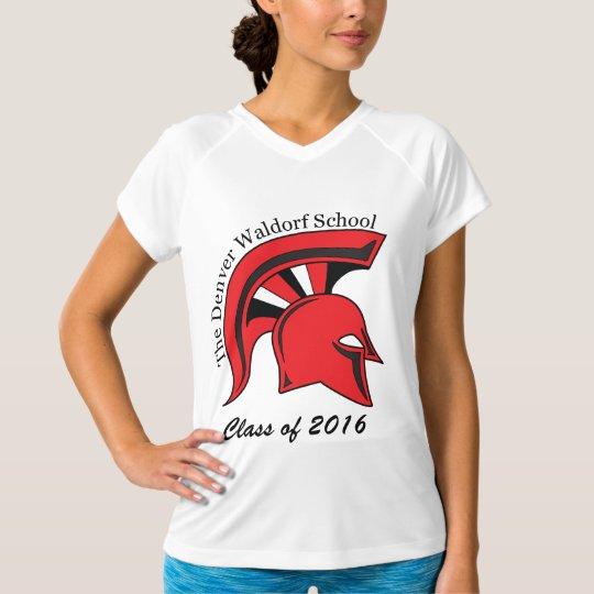 Womens Performance Micro-Fiber Sleeveless T-Shirt