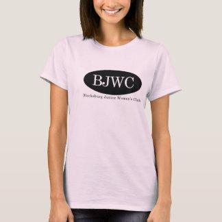 Women's Pink Babydoll T-shirt