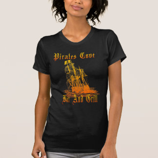 Womens Pirates Cove T-Shirt