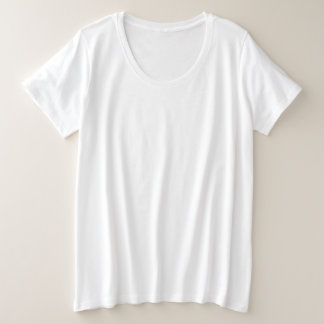 Women's Plus-Size Basic T-Shirt