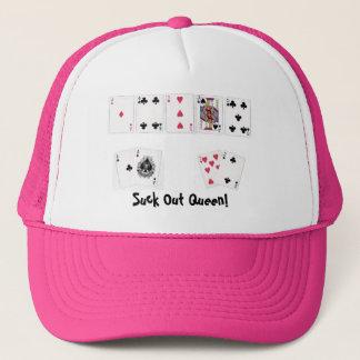 Women's Poker Hat