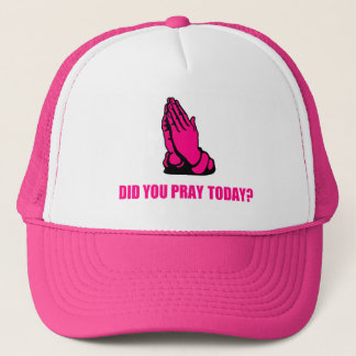 Womens Pray Today Hat