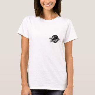 Women's Pruitt Photography Logo T-Shirt Large