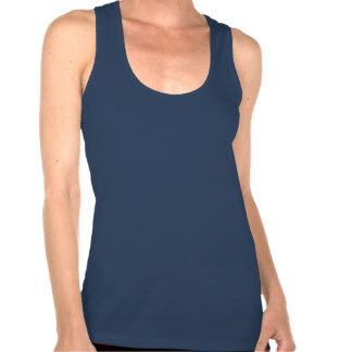 *Women's Racerback T-Shirt, Eggshell