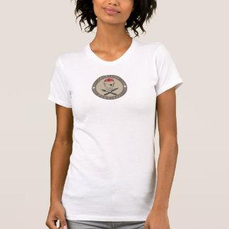Women's Racerback T-Shirt for Cognitive Cannibals