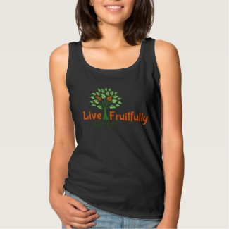 Women's Racerback Tank Fitted Cotton