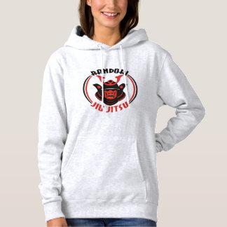Women's Randori Jiu Jitsu Pullover Hoodie