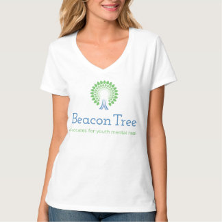 Women's relaxed Beacon Tree t-shirt