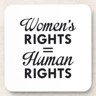 Women's Rights Are Human Rights Coaster