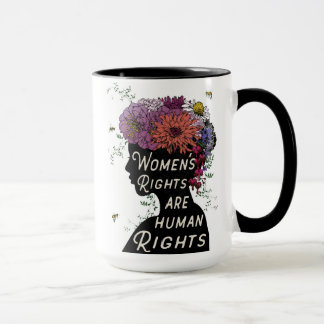 Women's Rights Are Human Rights - Coffee Mug