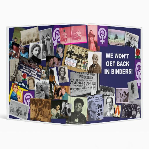 Womens' Rights Binder
